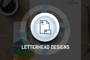 Portfolio for LETTERHEAD DESIGNS