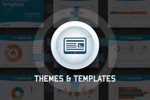 Portfolio for THEMES & TEMPLATES