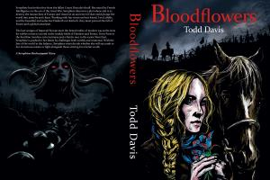 Book Cover Design: Bloodflowers and The Third Bride