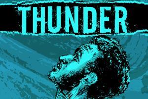 Poster Design: Thunder (Feature Fim)