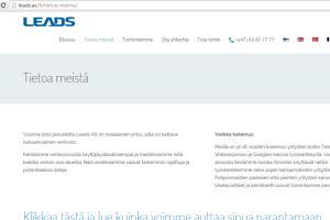 Portfolio for Native Finnish Translator and Copywriter