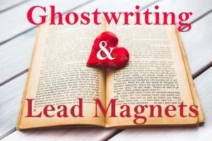 Portfolio for Ghostwriting Books & Lead Magnets