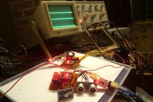Portfolio for raspberry pi arduino embedded