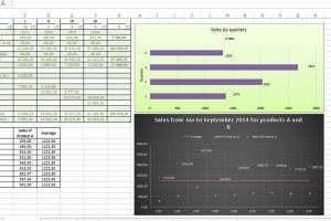 Portfolio for Marketer, Excel expert, Data Scientist