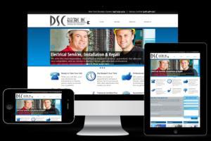 Portfolio for Graphic designs & Website development