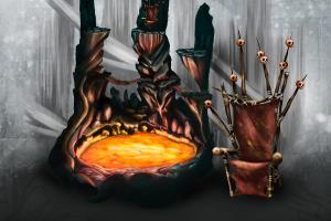 Portfolio for Background Art for Games - Enviroments
