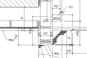 Portfolio for Shop drawings