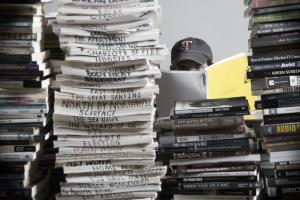 Portfolio for Extremely Organized Ivy League Writer