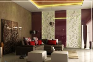 Portfolio for 3D Visual and Interior Design