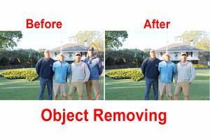 Remove object