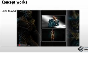 Portfolio for 2D/3D ANIMATION