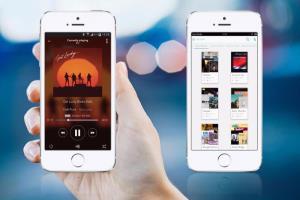Portfolio for Iphone app
