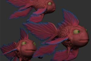 Portfolio for 2D/3D Artist