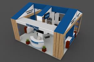 Portfolio for Trade show stand design