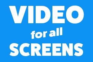 Portfolio for Video For All Screens