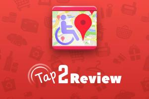 Tap2Review Android/Iphone App