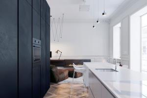 Portfolio for 3D rendering \ Interior design \ 3ds Max