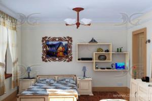 90\u0027s style bedroom design