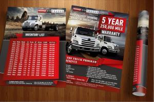 Portfolio for Flyer