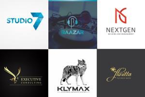 Portfolio for Logo Design : Brand Identity Design