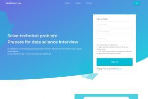 Portfolio for Full stack engineer/Python/Angular