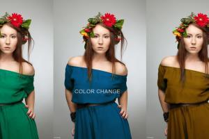 Portfolio for Photo editing, color correction