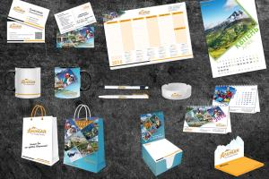 Portfolio for Corporate Identity and Branding