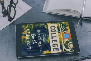 Portfolio for eBook design