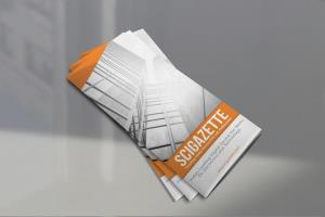 Portfolio for Tri Fold Brochure