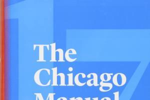 Portfolio for Chicago Manual of Style