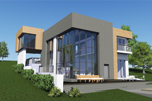Portfolio for Architectural drawings and 3D models