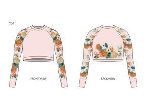Portfolio for Fashion blogging
