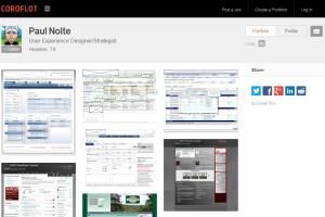 Portfolio for User Experience (UX) Architect/Designer