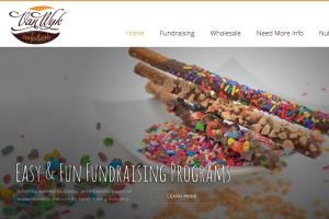 Candy eCommerce Website