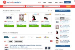 Social Media, Online Branding for HotIndiaDeals