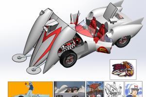 Portfolio for Mechanical Design/Simulation Engineer