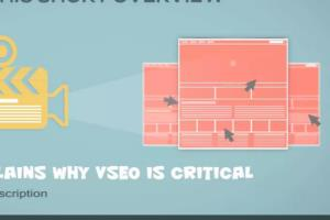 Why VSEO is Critical ? WebVideos Infographic Explainer