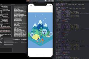 Portfolio for Convert SVG to Swift Code