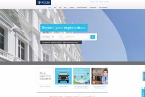 Portfolio for Real Estate Web & App Development