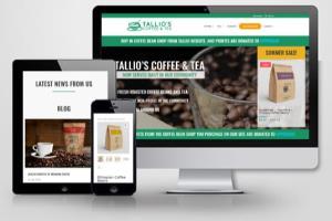Portfolio for WordPress ECOMMERCE site