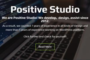 Portfolio for WordPress / Development / Web Design