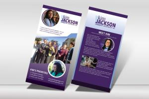 Portfolio for Event Handouts design