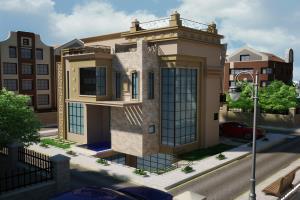 Portfolio for architect , expert 3d grafic designer
