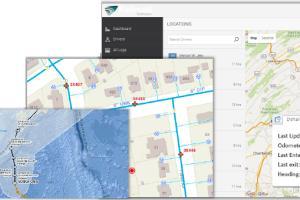 Portfolio for Maps, GIS, Navigation