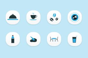 Portfolio for Icons and App Icon design