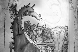 Portfolio for Ankolie illustrations