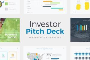 Portfolio for Pitch Deck Templates