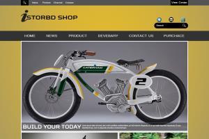 Portfolio for Graphic Design & Web Template