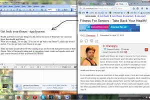 Portfolio for Article Write / Rewrite / Edit/Proofread