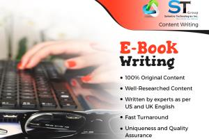 Portfolio for E-Book Writing